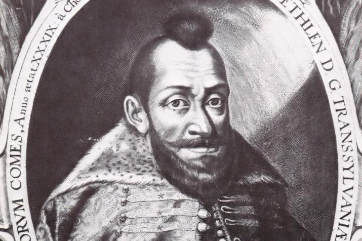 Bethlen Gábor rézmetszet