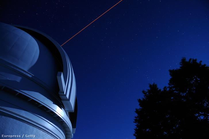 Hale Teleszkóp Kaliforniában.