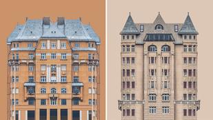 Nézegessen mesébe illő Duna-parti épületeket!