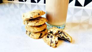 Pénteki süti: CCC, az amerikai csokidarabos keksz