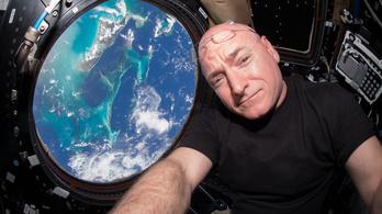 Visszatért az űrikrek rekorder fele