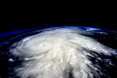 Az októberi Patrícia hurrikán