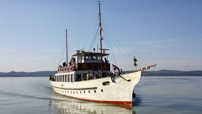 Drágábban hajózunk idén a Balatonon