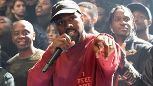 Kanye Westet lebuktatták, hogy torrentezik, ezért eszelős hisztibe kezdett