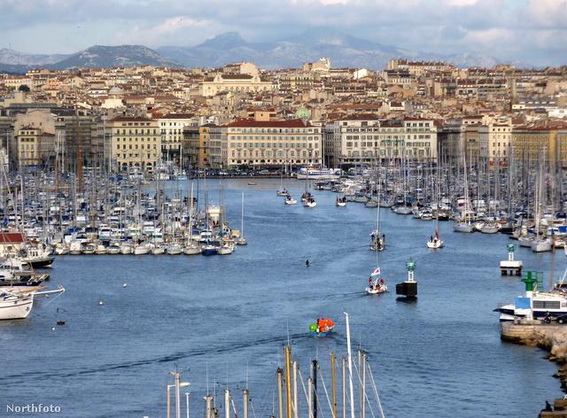 Marseille, Franciaország
