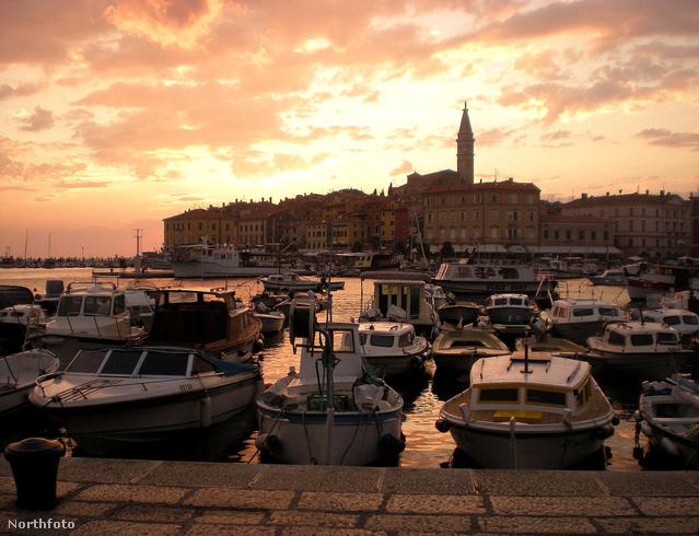Rovinj, Horvátország