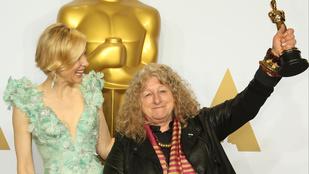 Ki volt ez a rosszul öltözött nő az Oscaron?
