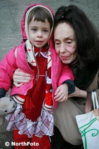 Adriana Iliescu és lánya