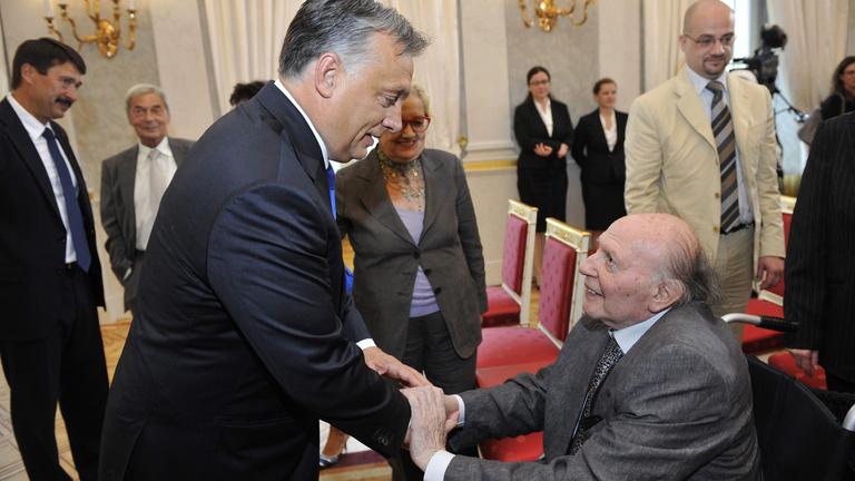 Kertész Imrének megvolt a véleménye a magyar politikáról