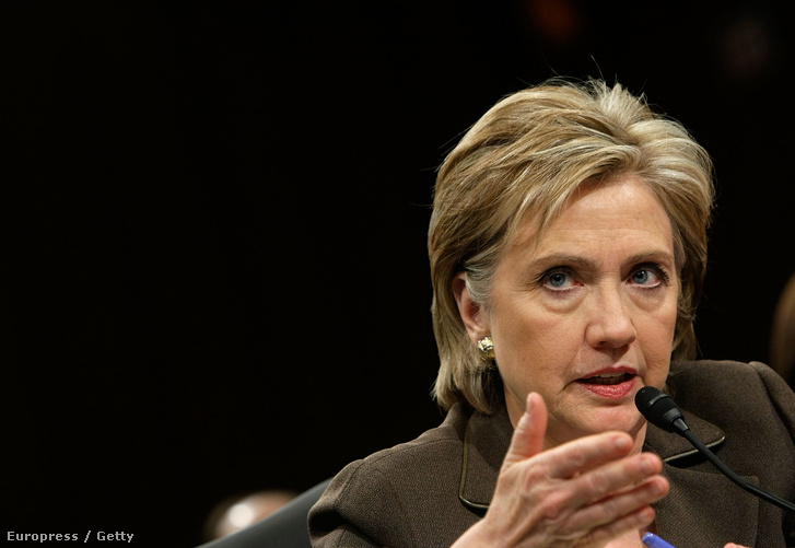 Hillary Clinton 2009-ben