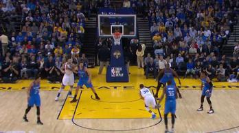 Nem fair, ahogy Curry faképnél hagyta Durantot