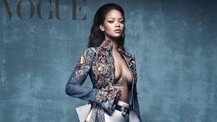 Rihanna farmercipőket tervezett Manolo Blahniknak