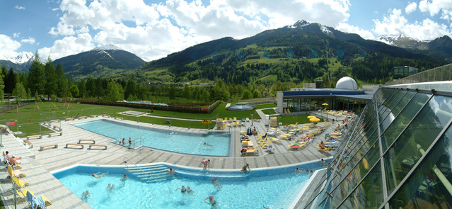 Alpentherme, Bad Hofgastein