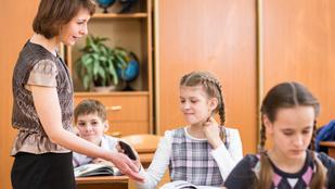 Tanítót vagy tagozatot választana az elsős gyerekének?