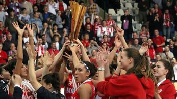 Diósgyőr nyerte a Magyar Kupát női kosárlabdában