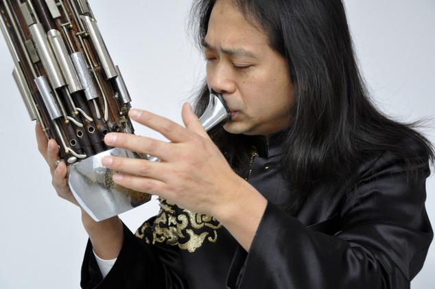 Wu Wei szájorgonista