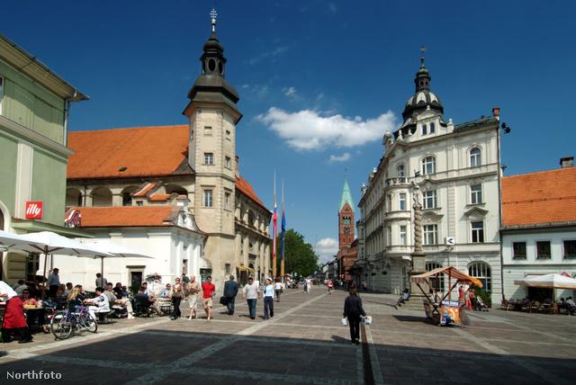 Maribori városkép