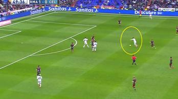 C. Ronaldo szétbombázta a Celtát: 7-1, egymaga négyet lőtt