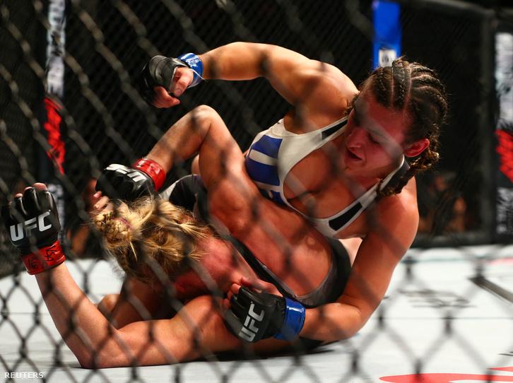 2016-03-06T052759Z 758137027 NOCID RTRMADP 3 MMA-UFC-196-HOLM-VS