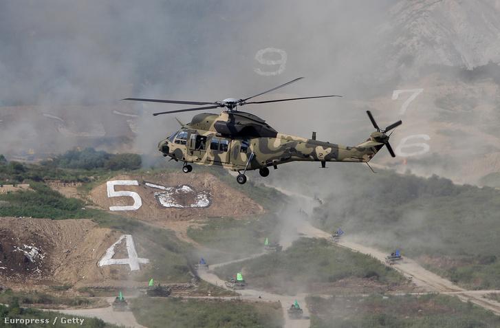 Képek a 2015-ös hadgyakorlatról.