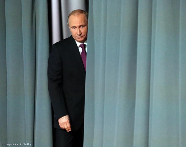 Vlagyimír Putyin