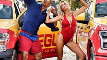 DiCaprio exnője lett az új Pamela Anderson