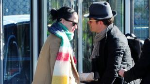 Katy Perry és Orlando Bloom konstansan szárnyal a boldogságtól