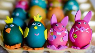 Tippek, hogyan fessen tojást idén
