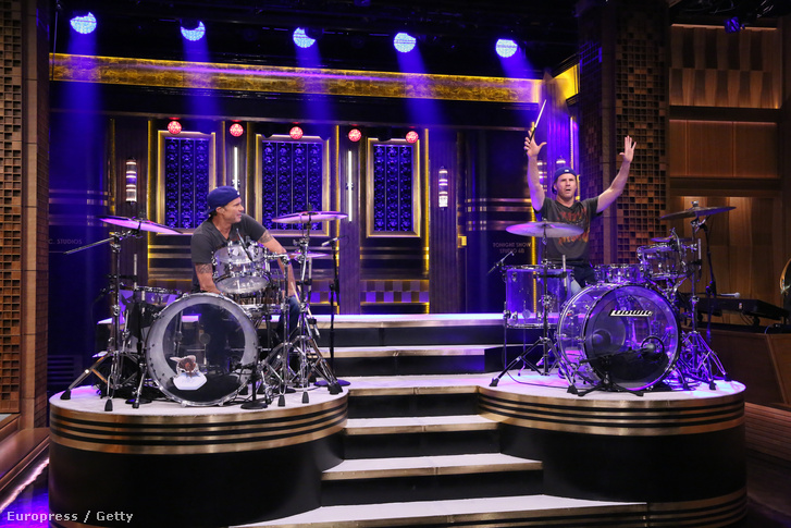 Chad Smith és Will Ferrell