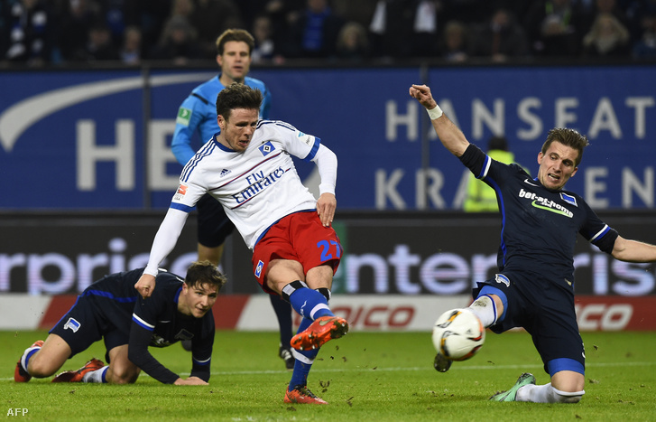 Hamburger SV vs Hertha BSC