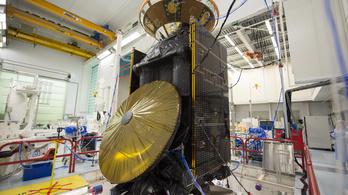 Hétfőn indul a közös európai-orosz Mars-misszió
