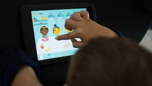 Autizmus felismerő app kicsiknek