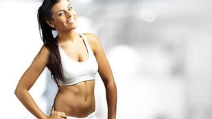 9 tipp, hogyan lehet laposabb hasa diéta és mozgás nélkül!