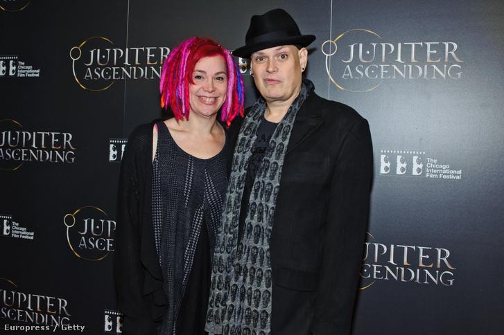 Lana és Andy Wachowski