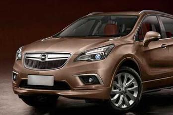 Nagy terepjárót tervez az Opel