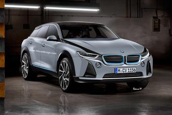 Családi autó lesz a BMW i5