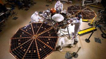 2018-ban indulhat a NASA Mars-missziója
