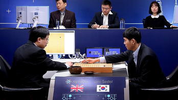 Sorra verte a mesterséges intelligencia a világ legjobb go játékosait
