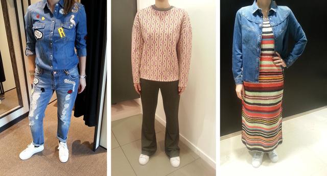 Bershka, H&M, Zara... még több szett lesz itt!