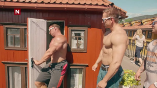Zseniális: a norvég bodysok a minifaluba járnak