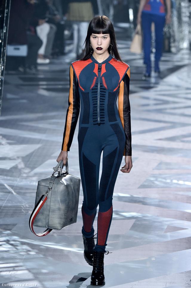 A Louis Vuitton vezető tervezőjére továbbra is nagy hatással voltak a 90-es évek videójátékai.