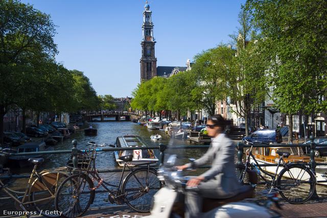 Prinsengracht, Amszterdam