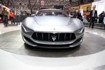 Veszélyben a Maserati sportkocsija
