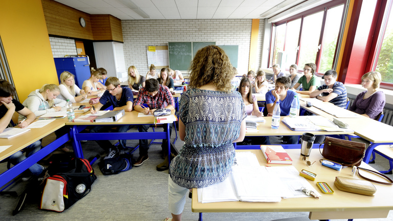 Nem én veszem a táblafilcet: magyar tanárok külföldön