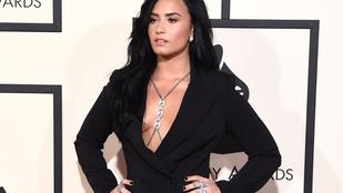 Demi Lovato fontos évfordulót ünnepelt