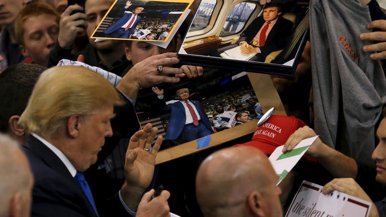 Trump most kiütésekre mehet rá