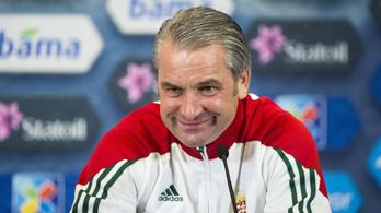 A horvátok ellen Ausztriára készül a válogatott