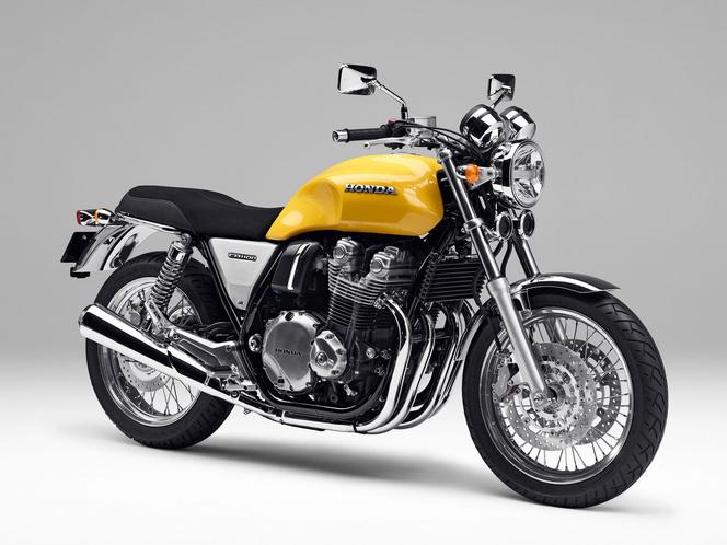 Honda CB1100 tanulmány még tavalyról