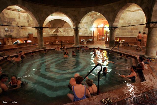 Rudas fürdő, Budapest