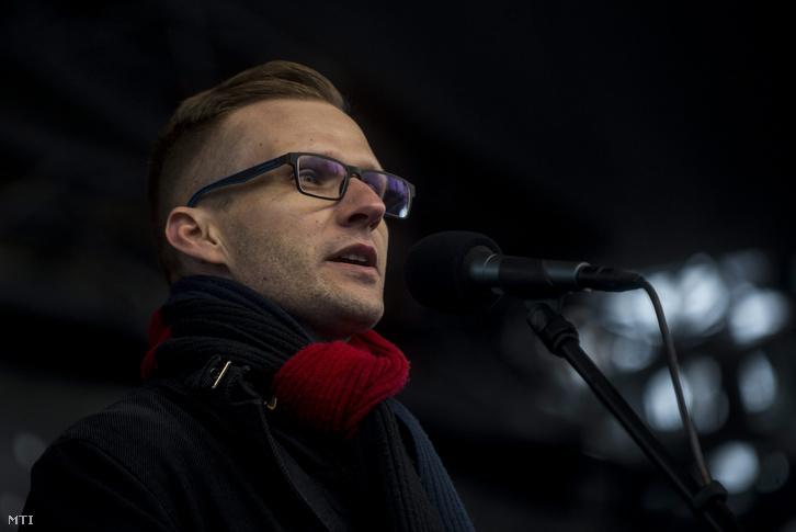 Pukli István, a Teleki Blanka Gimnázium igazgatója